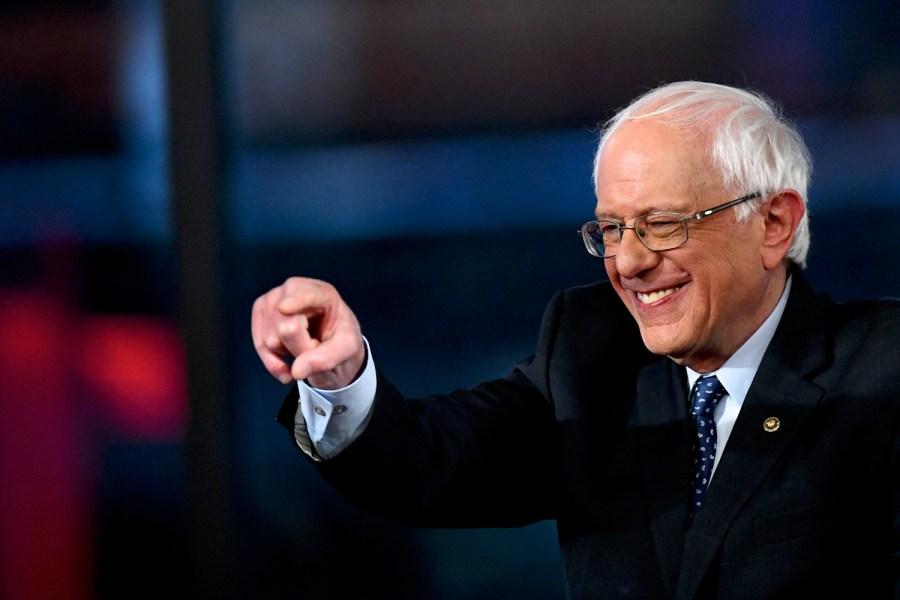Bernie Sanders on Democratic S...