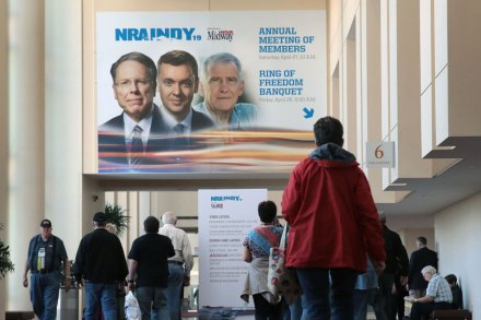 Who is Chris Cox? Read the Texts that Got a Top NRA Lobbyist