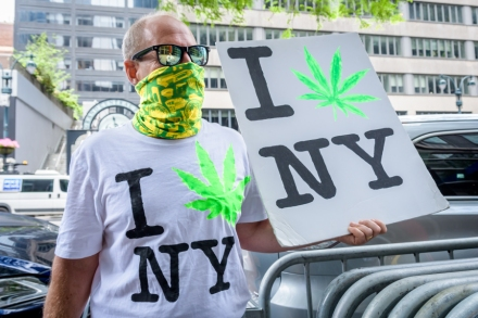 Weed In New York: Last Ditch Effort to Legalize Marijuana Fails