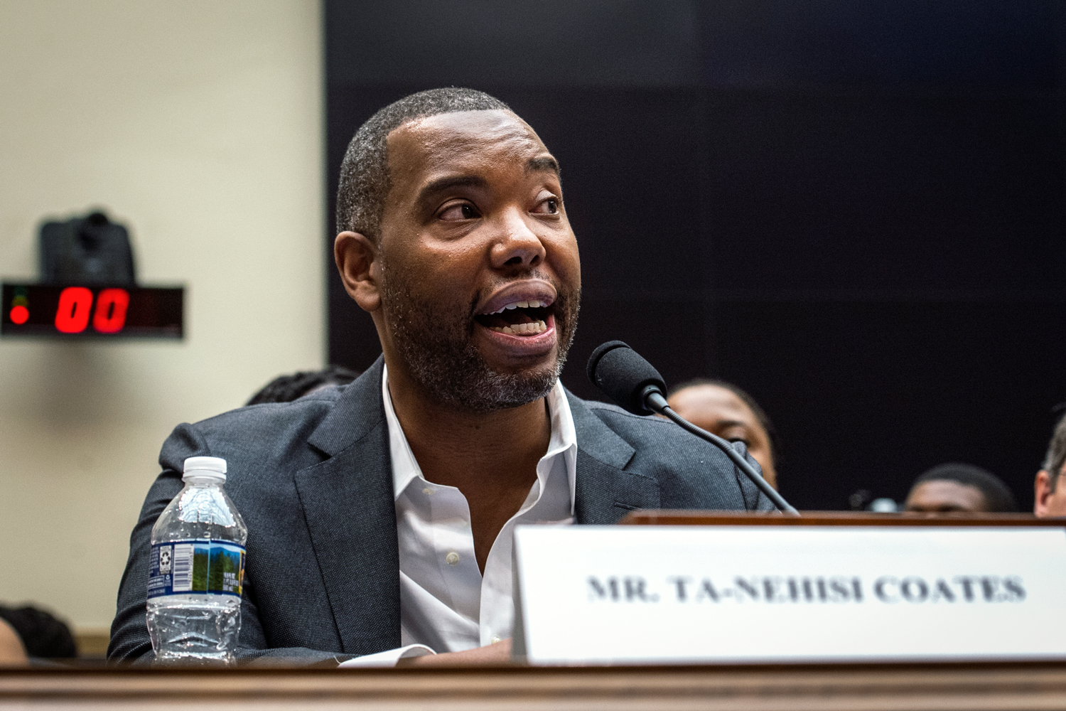 Ta-Nehisi Coates Dismantles Mitch McConnell's Remarks on Reparations