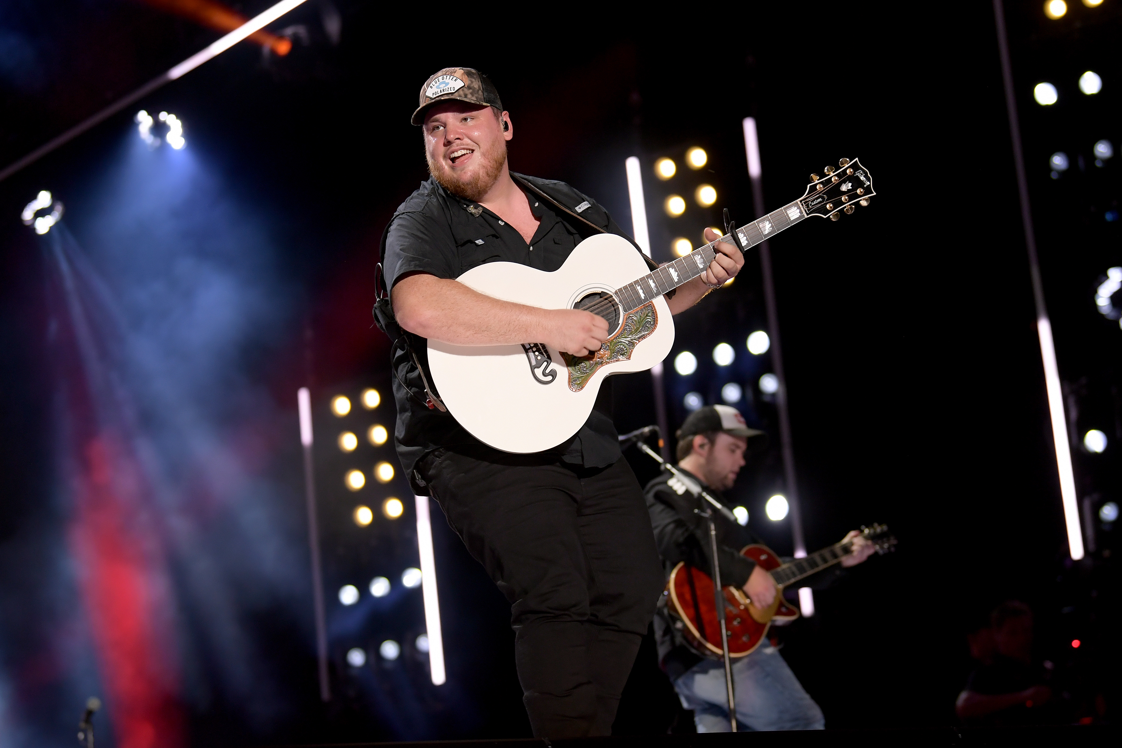 Luke Combs Is the Newest Member of the Grand Ole Opry