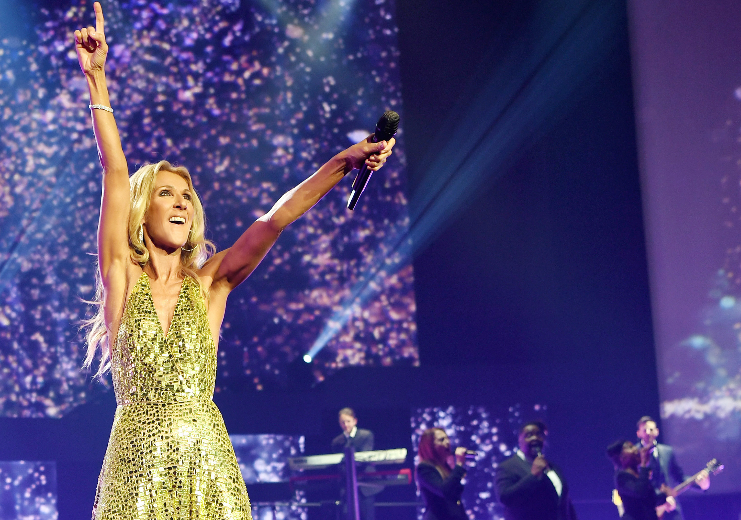 Celine Dion - Flying On My Own - Live At British Summer