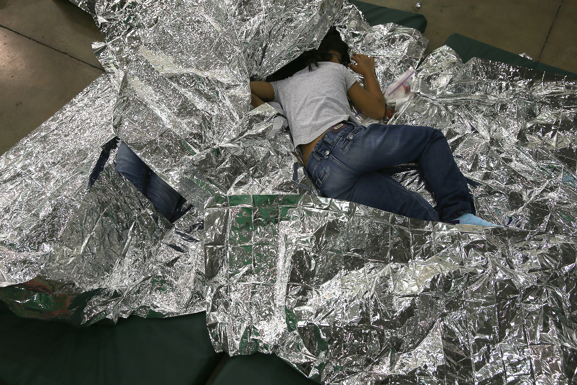 Lawyers Forced Border Patrol to Hospitalize Four Severely Ill Migrant Toddlers