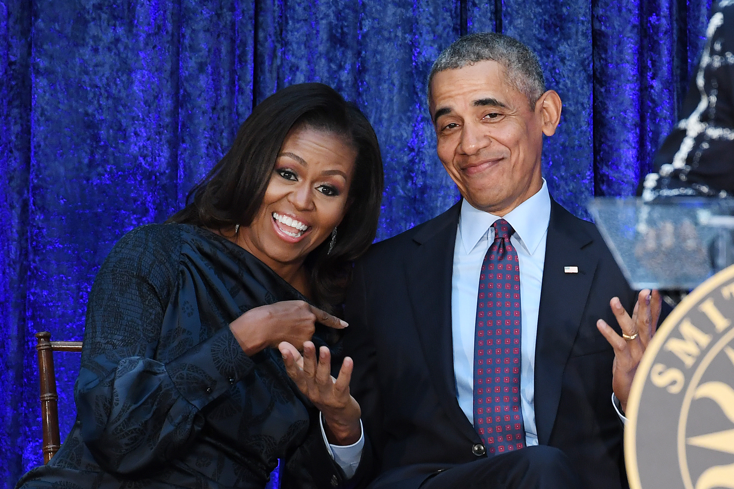 ee88e2b0 Obamas' Production Company Teams With Spotify for New Podcasts – Rolling  Stone