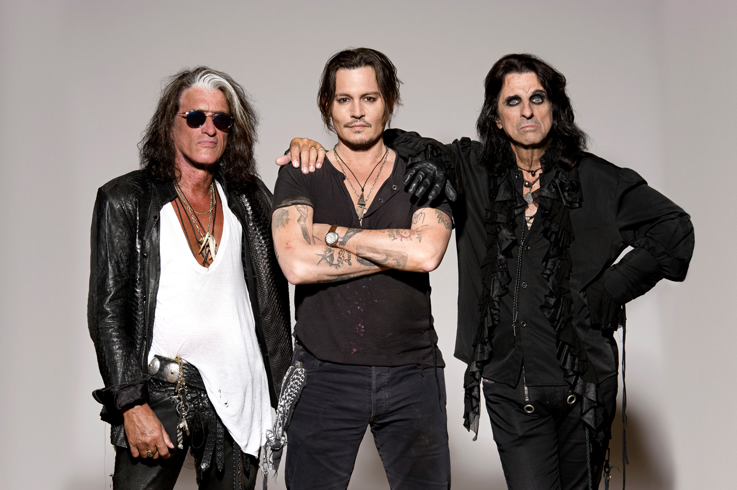 Hollywood Vampires Search for Fresh Blood on 'Rise'