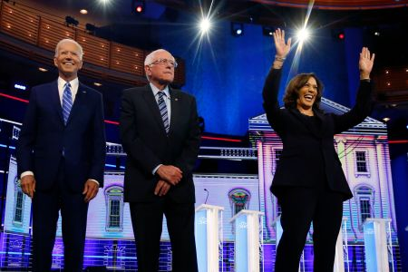 Winners and Losers from the Second Night of Democratic Debates