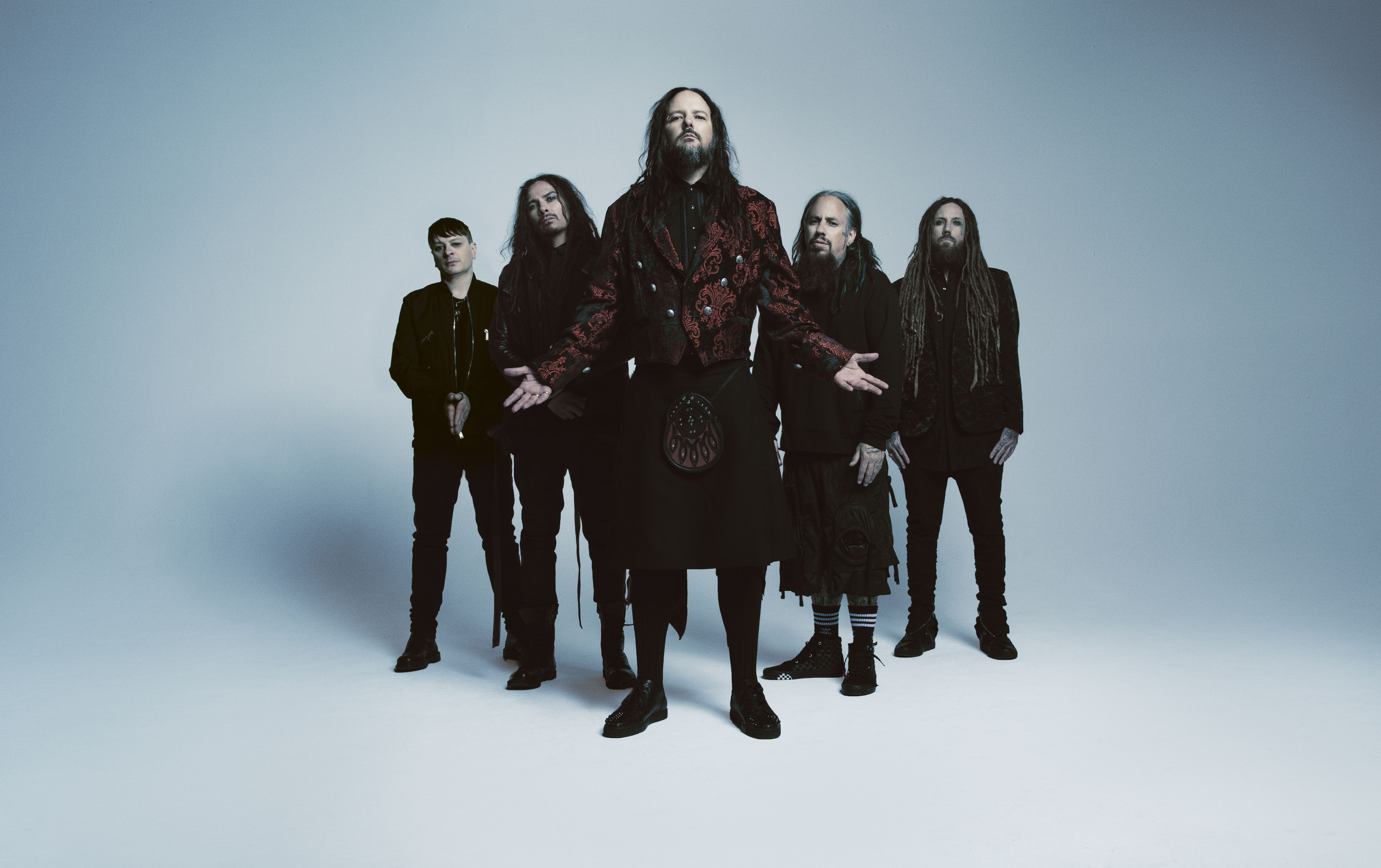 Korn Detail New Lp The Nothing Drop Single You Ll Never
