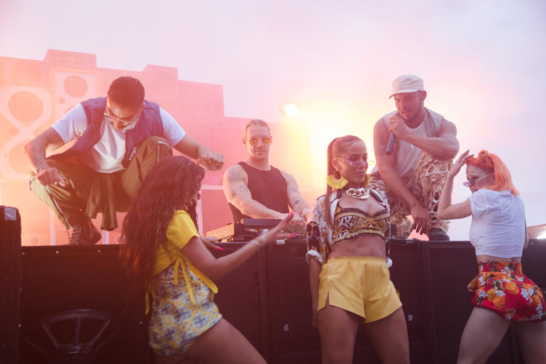 Major Lazer, Anitta Unveil Summer-Ready Dancehall Track