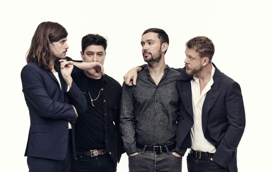 Mumford & Sons Extend North American Fall Tour