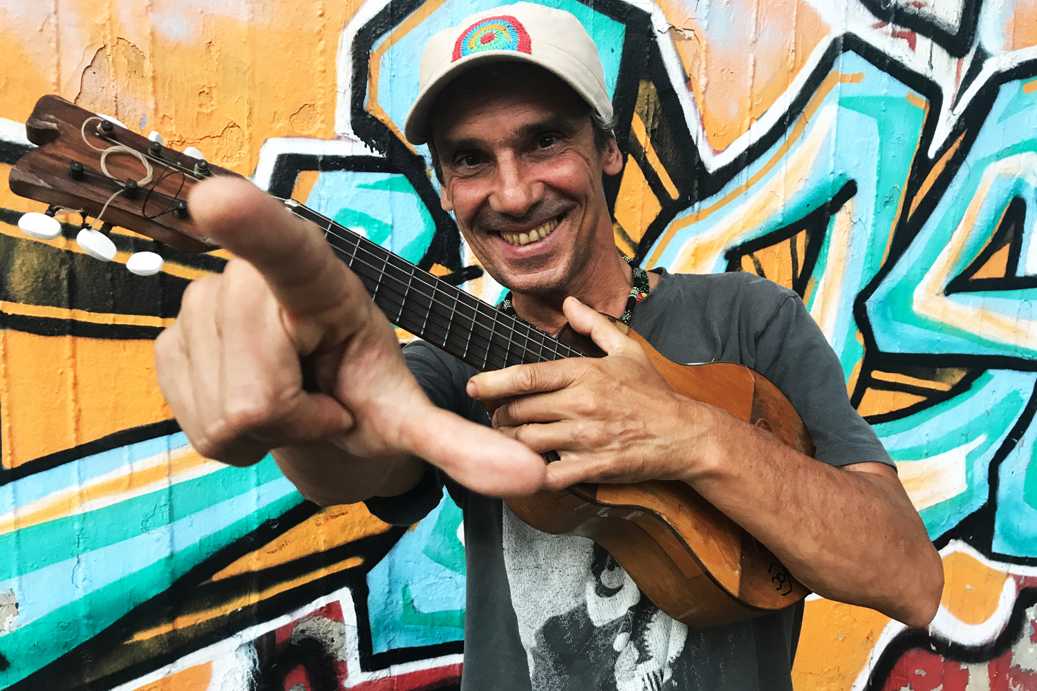 """Hear Manu Chao's First New Song in 12 Years, """"Bloody ..."""
