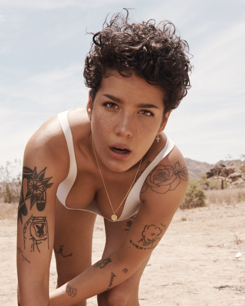 Halsey Is a Rebel at Peace: The Rolling Stone Cover Story