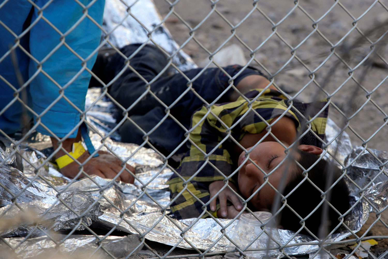Trump Administration to Migrant Kids: No Soap for You!