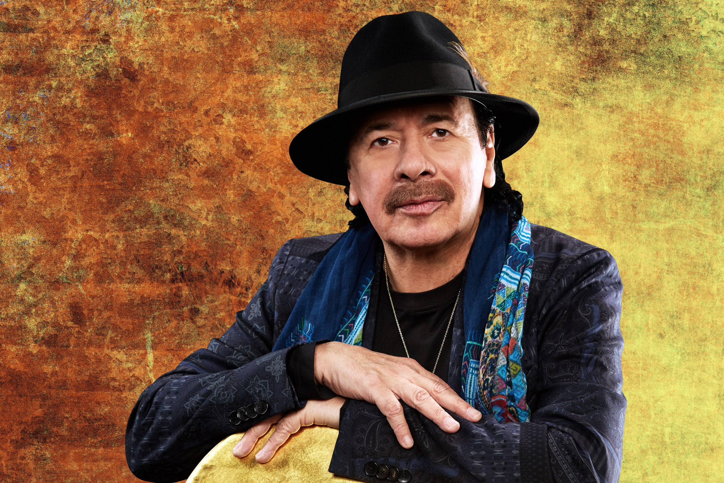 Santana Explore New Musical Freedom, Led by Carlos' Guitar on 'Africa Speaks'