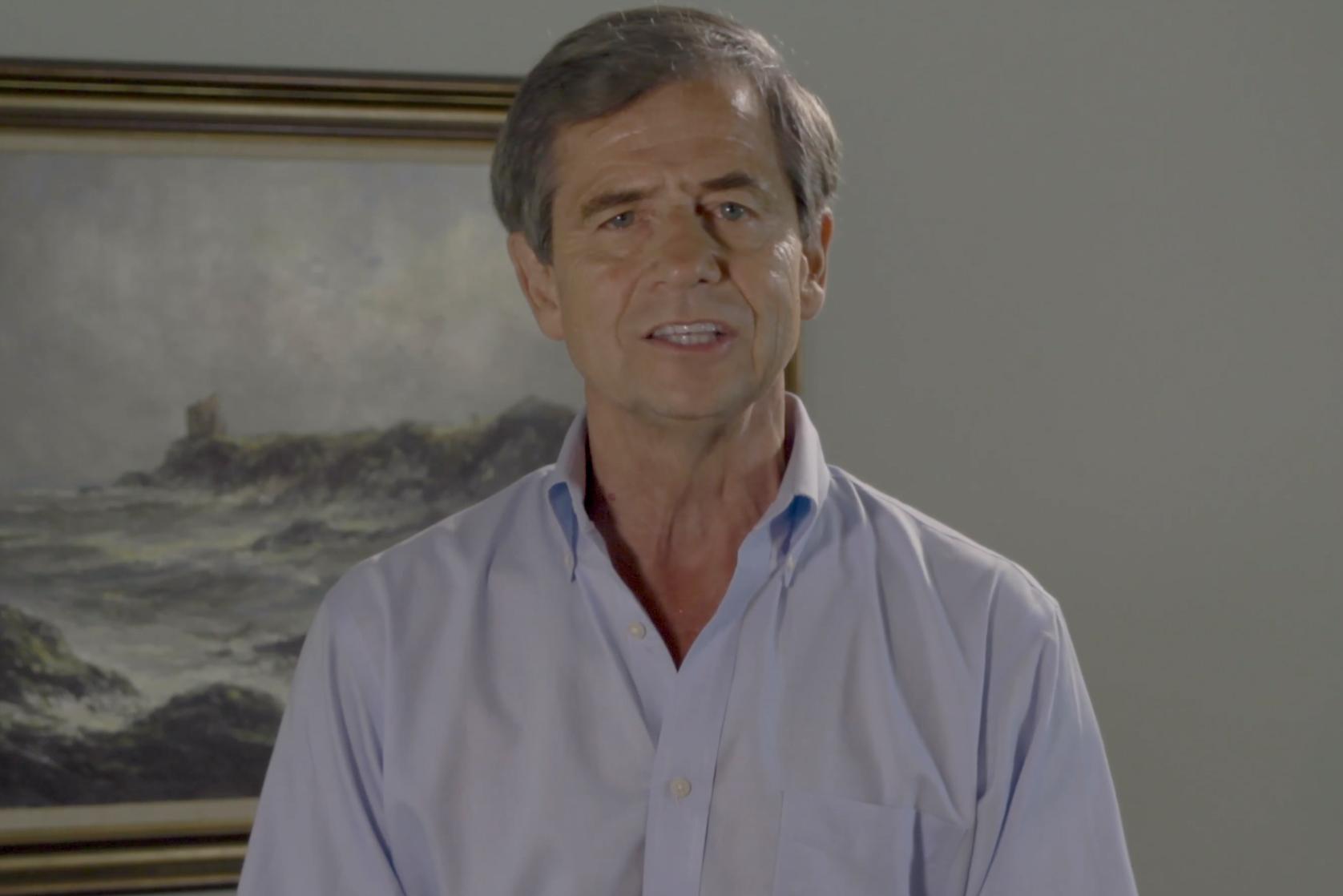 Former Rep. Joe Sestak Announces He's Running for President