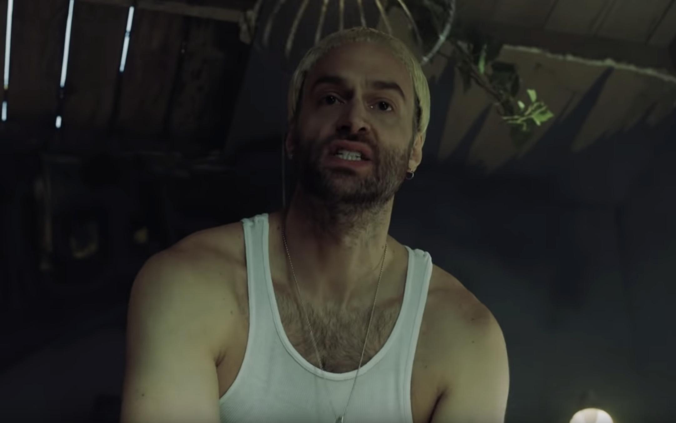 Watch Logic, Eminem Recruit Famous Stunt Doubles for