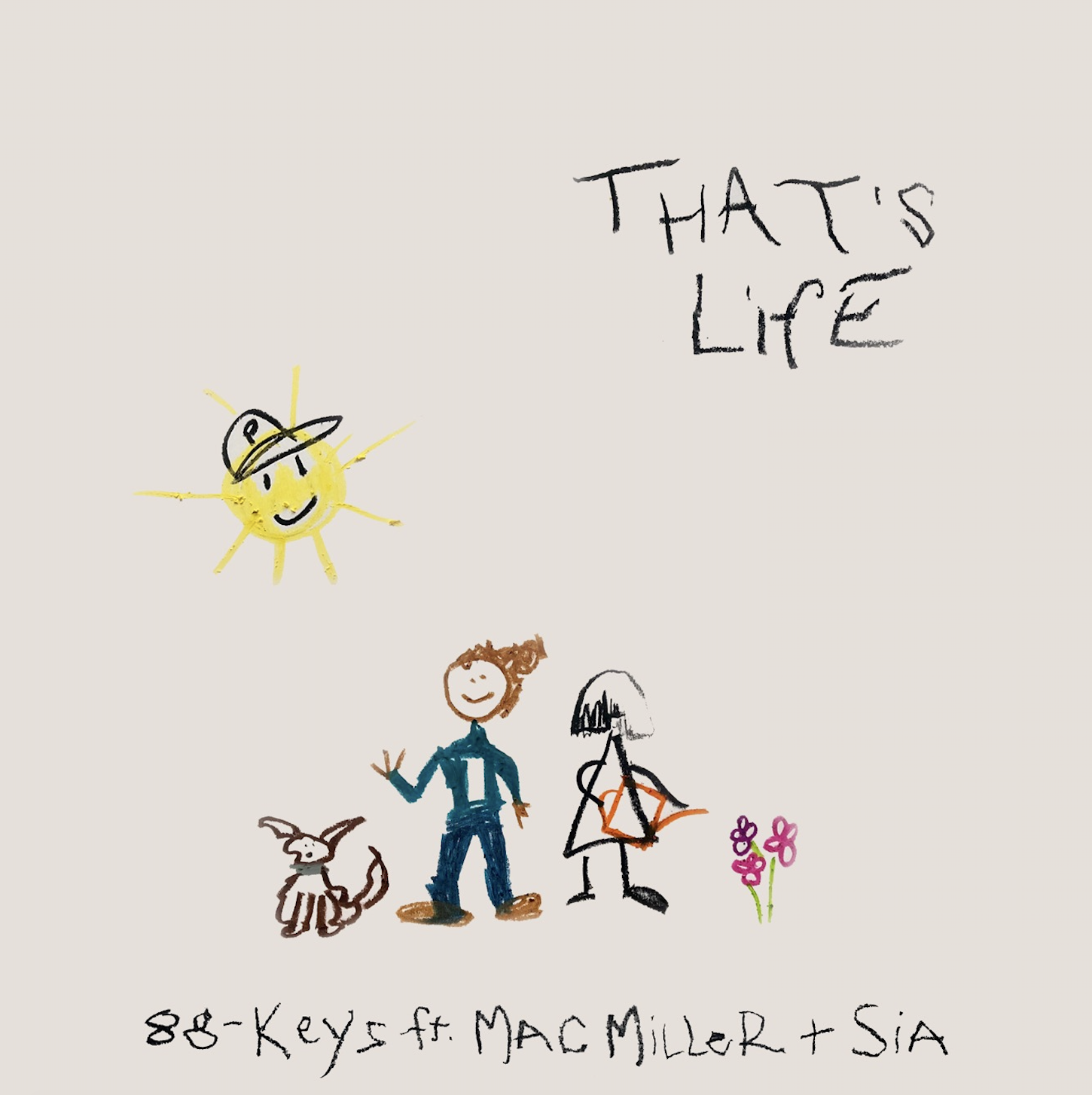 88-Keys Shares New Song 'That's Life' With Mac Miller, Sia – Rolling