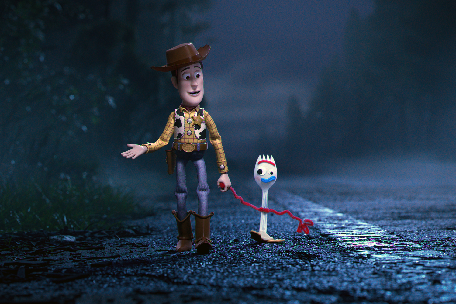 'Toy Story 4' Movie: Peter Travers Reviews - Rolling Stone