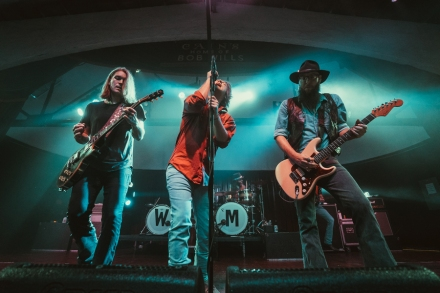 """Whiskey Myers New Song 'Die Rockin"""": Listen – Rolling Stone"""
