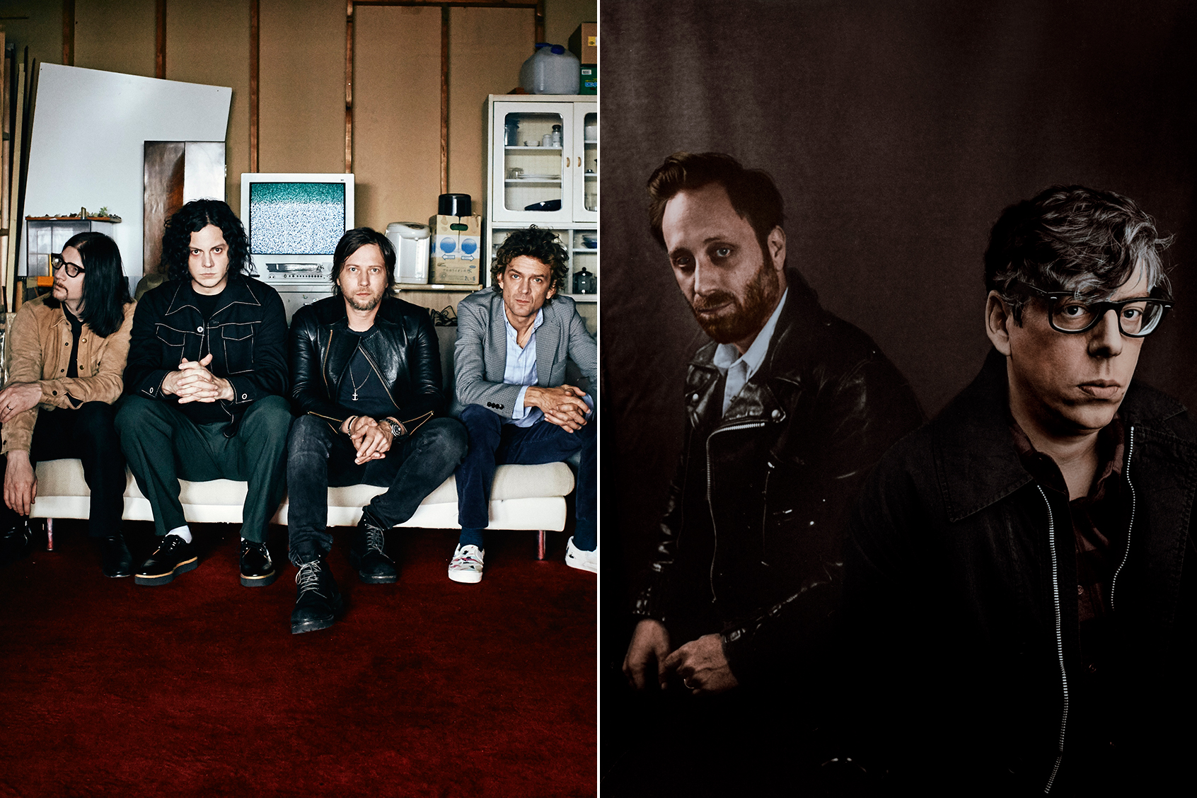 The Black Keys and Raconteurs Take Rock Back to the Future