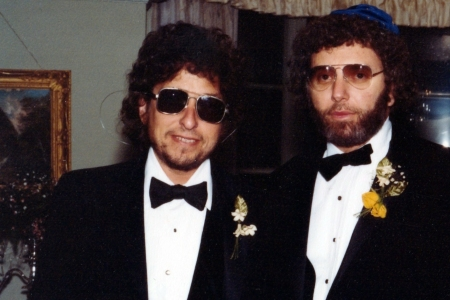Bob Dylan's Best Friend Louie Kemp Breaks Silence With New Book 'Dylan And Me'