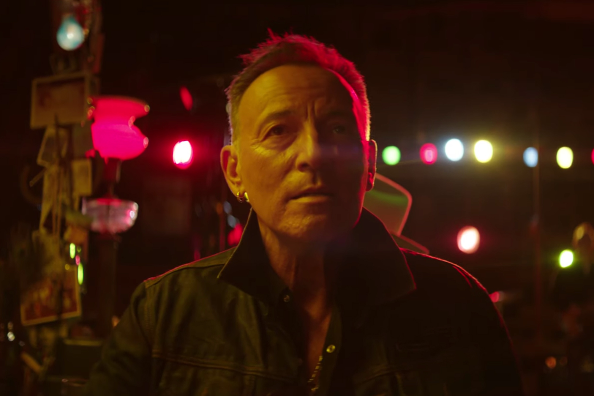 Watch Bruce Springsteen's Sorrowful Video for 'Western Stars' Title Track