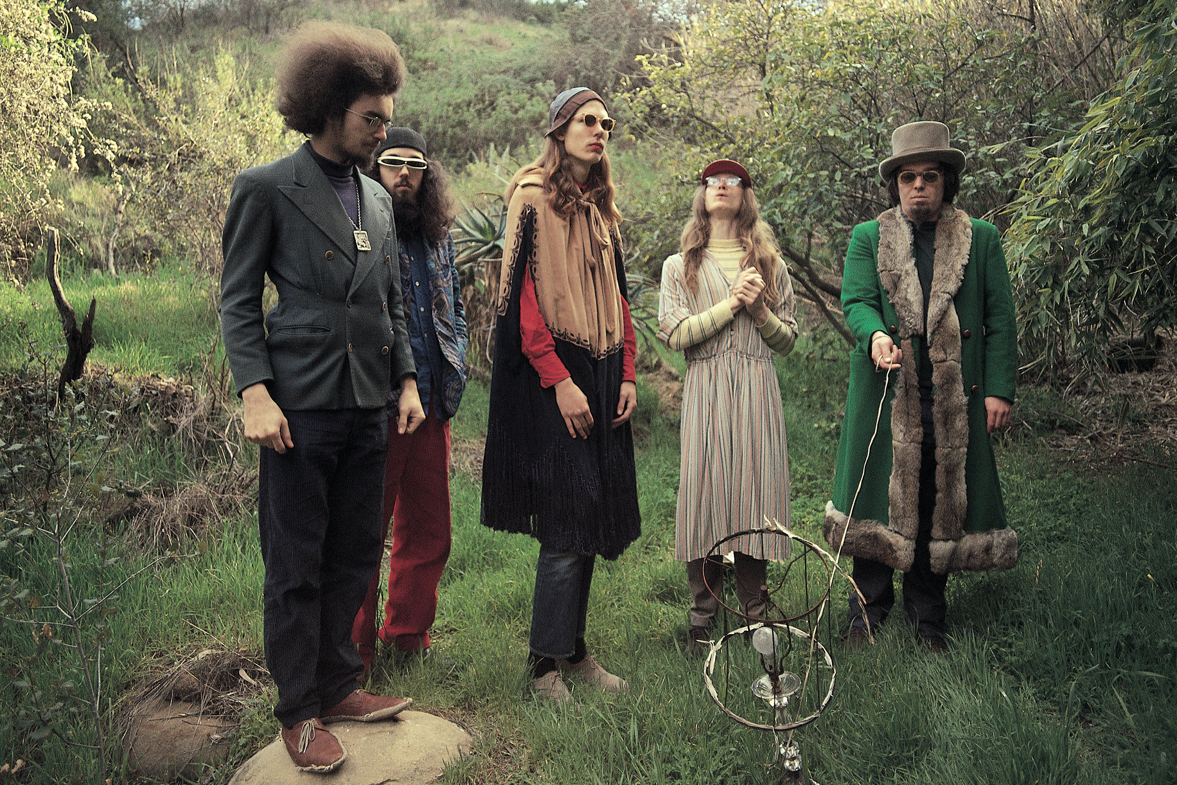 Why Captain Beefheart's 'Trout Mask Replica' Still Sounds Like Tomorrow