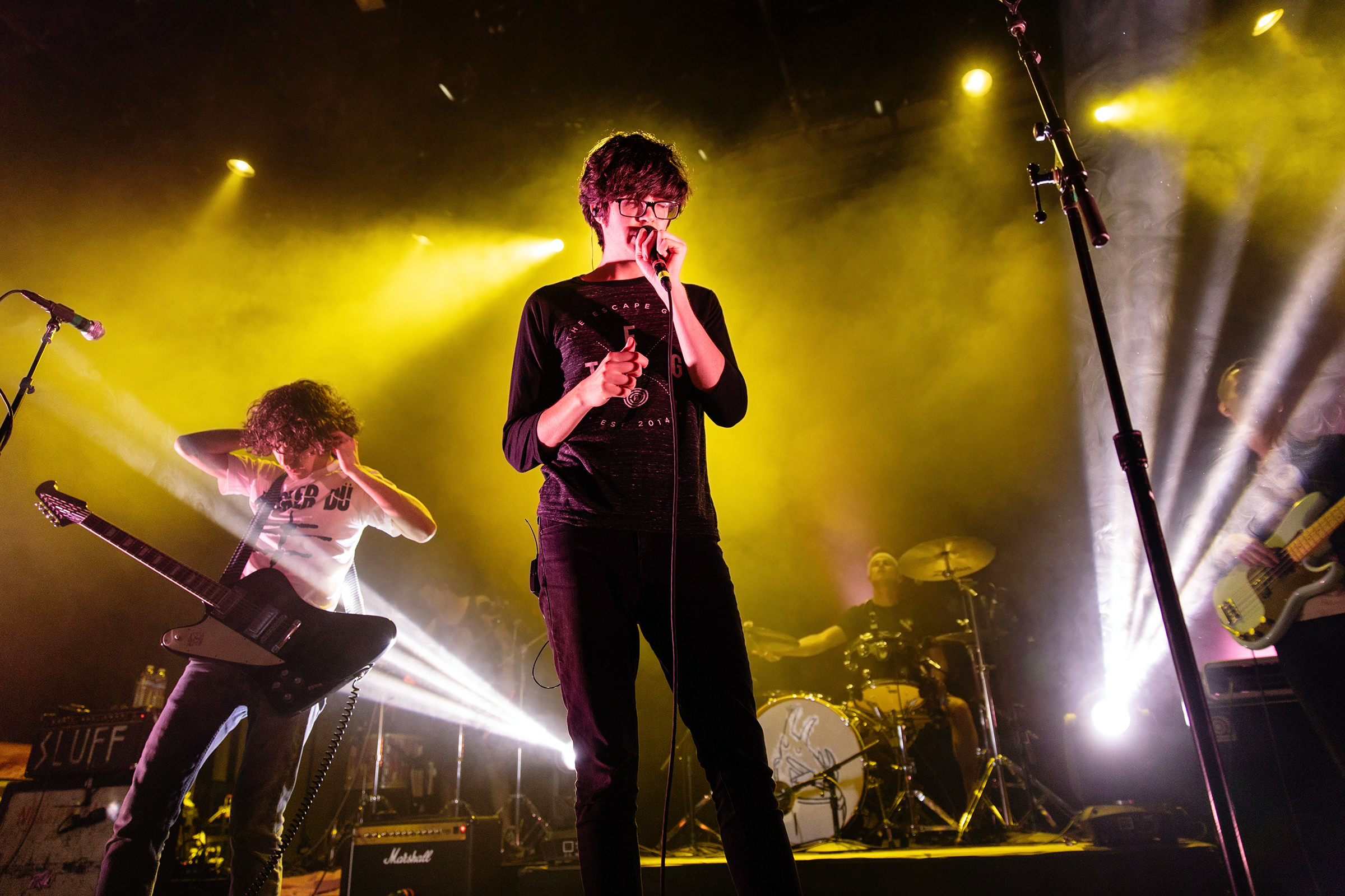 Car Seat Headrest Announce Live Album 'Commit Yourself Completely