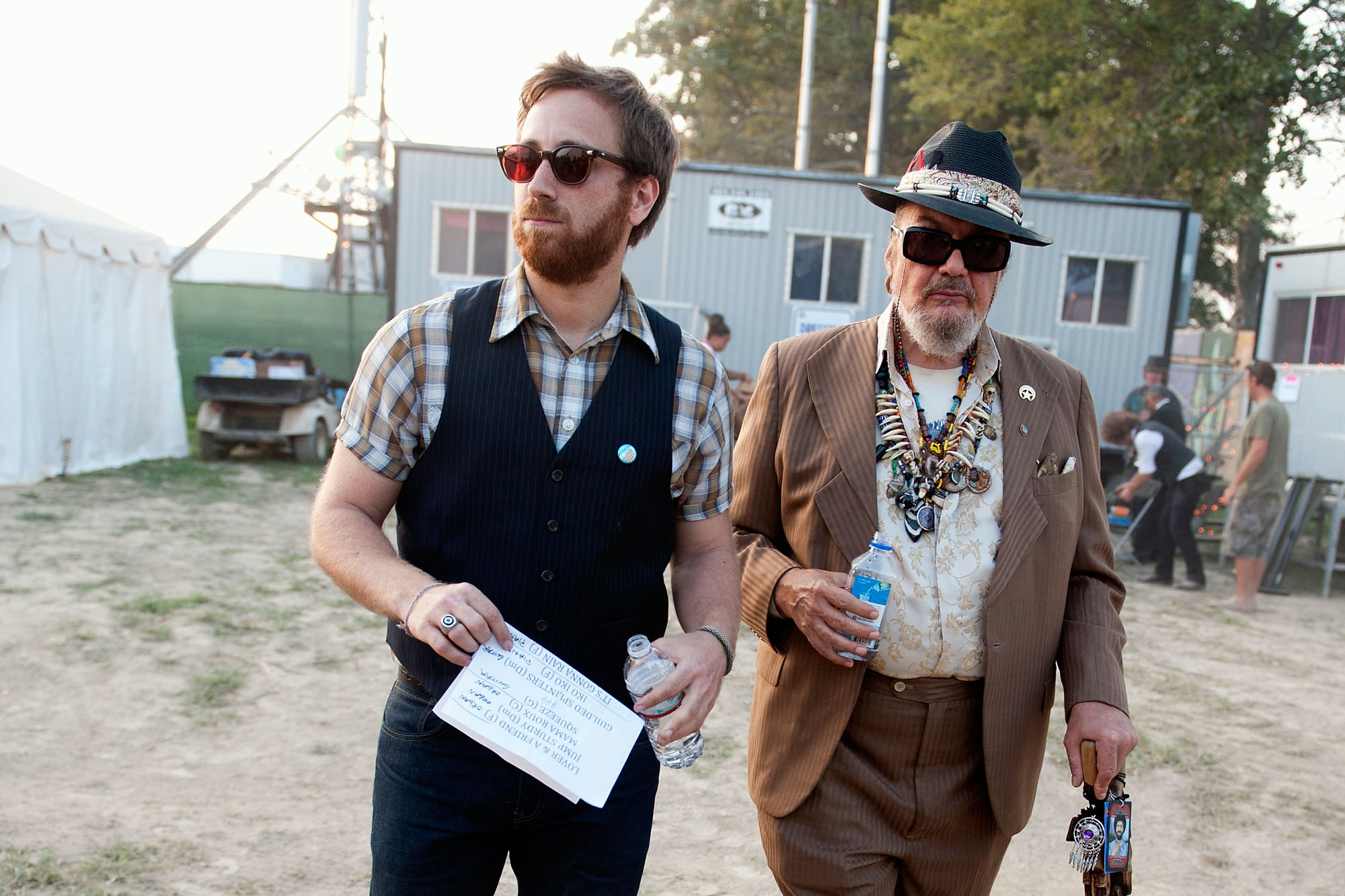 Dan Auerbach Mourns Dr John He Was The Most Incredible