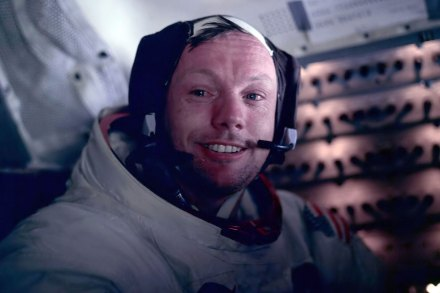 Only Surviving NASA Copy of Neil Armstrong's Moonwalk Heads to