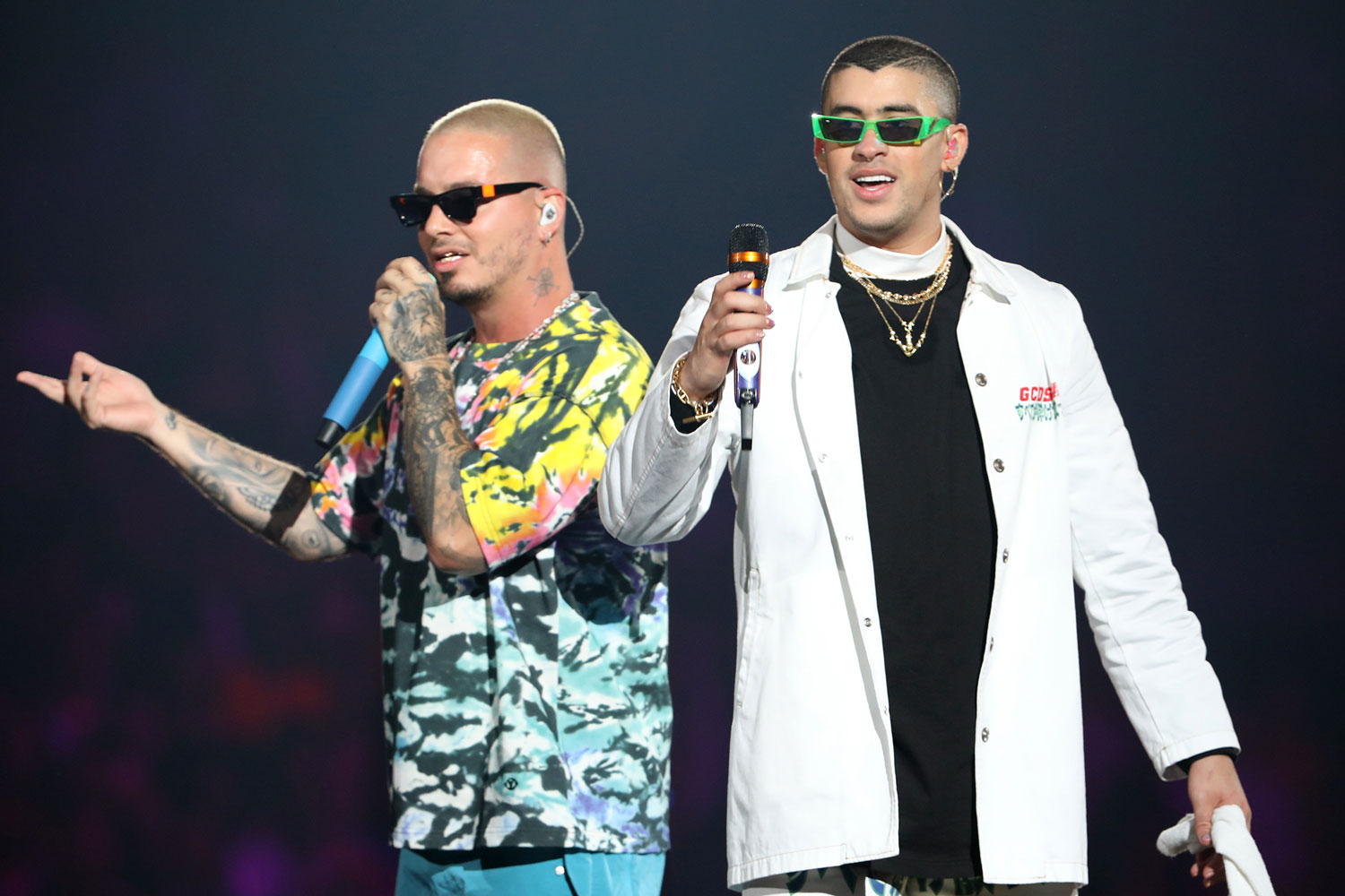 Oasis': How J Balvin, Bad Bunny Made the Collab Album of the Summer -  Rolling Stone