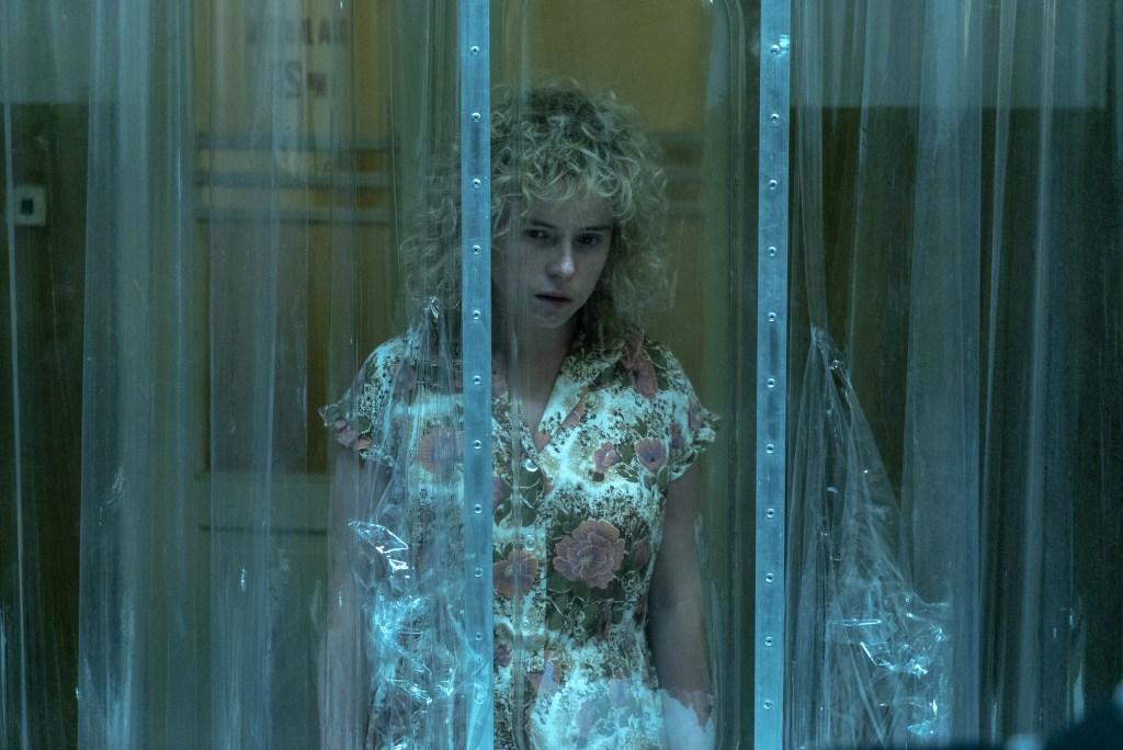 """Jessie Buckley in HBO's """"Chernobyl."""""""