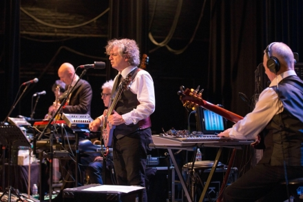 King Crimson's Singer on Joining His Favorite Band, Working With Robert Fripp