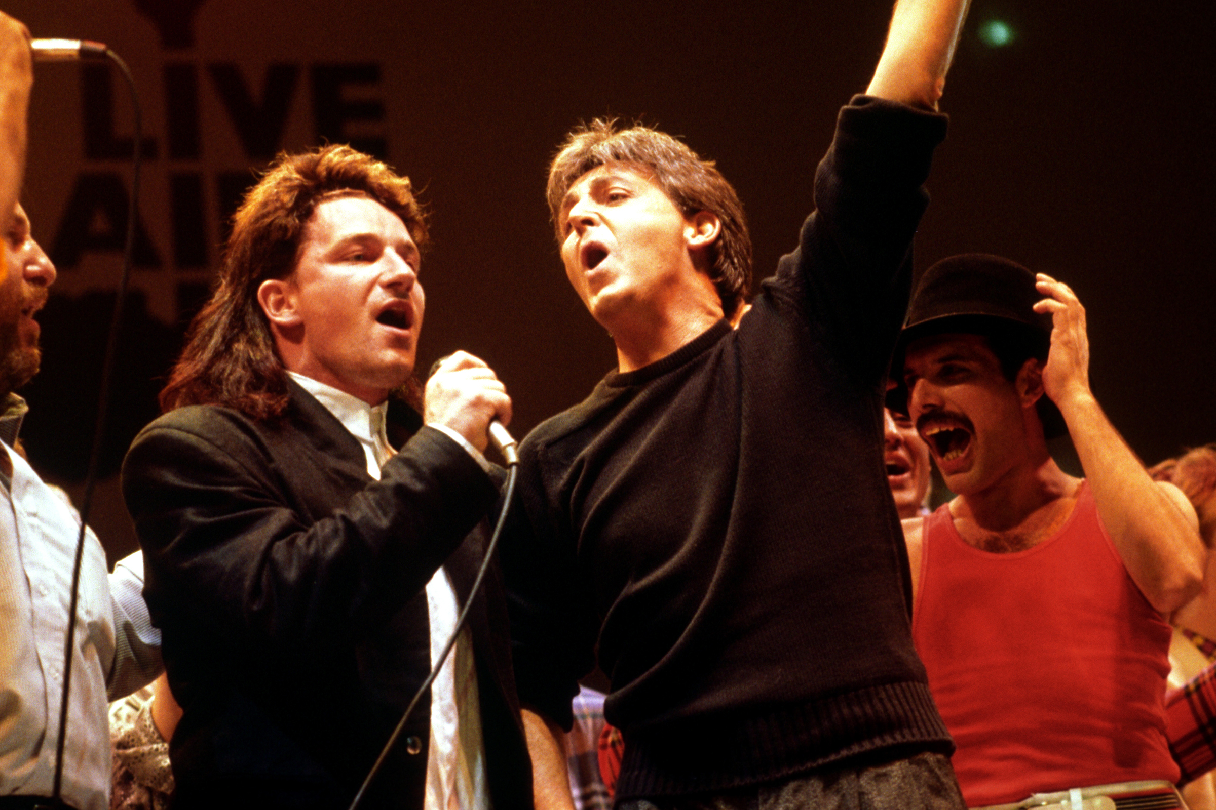 The Summer of '85: Relive the 11 Biggest Musical Moments