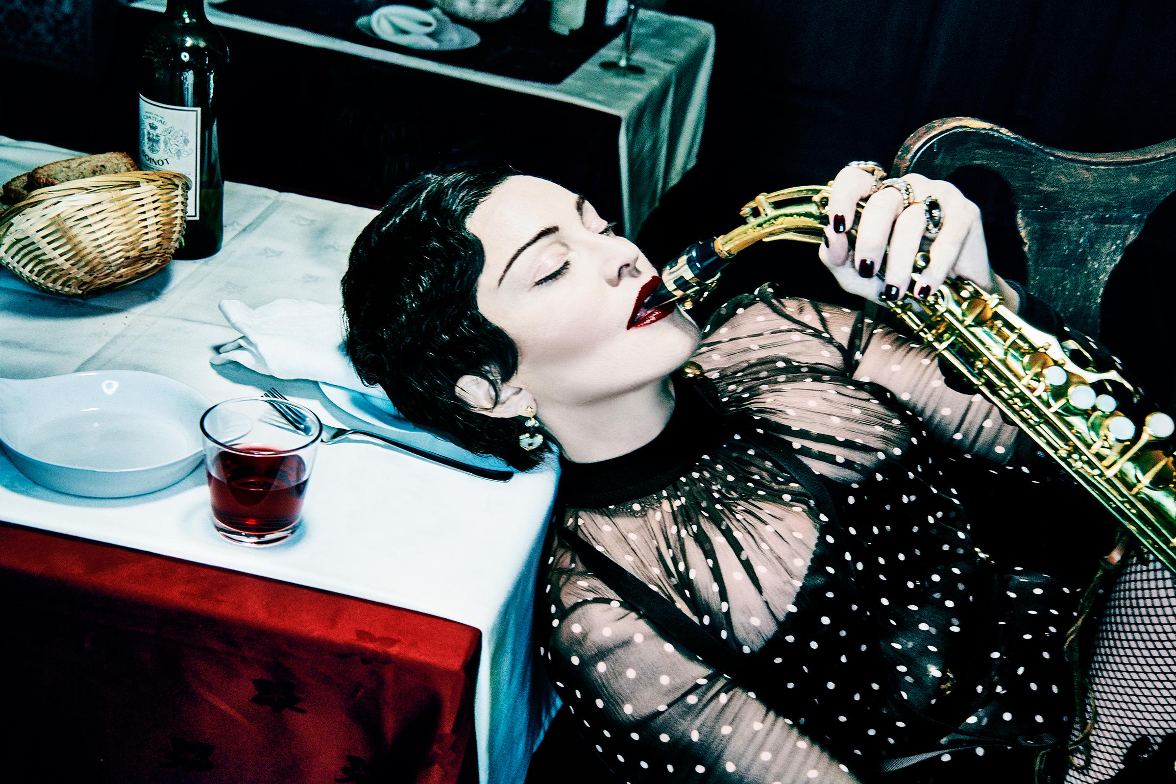 Madonna Takes A Weird, Wild Ride on 'Madame X' - Rolling Stone thumbnail