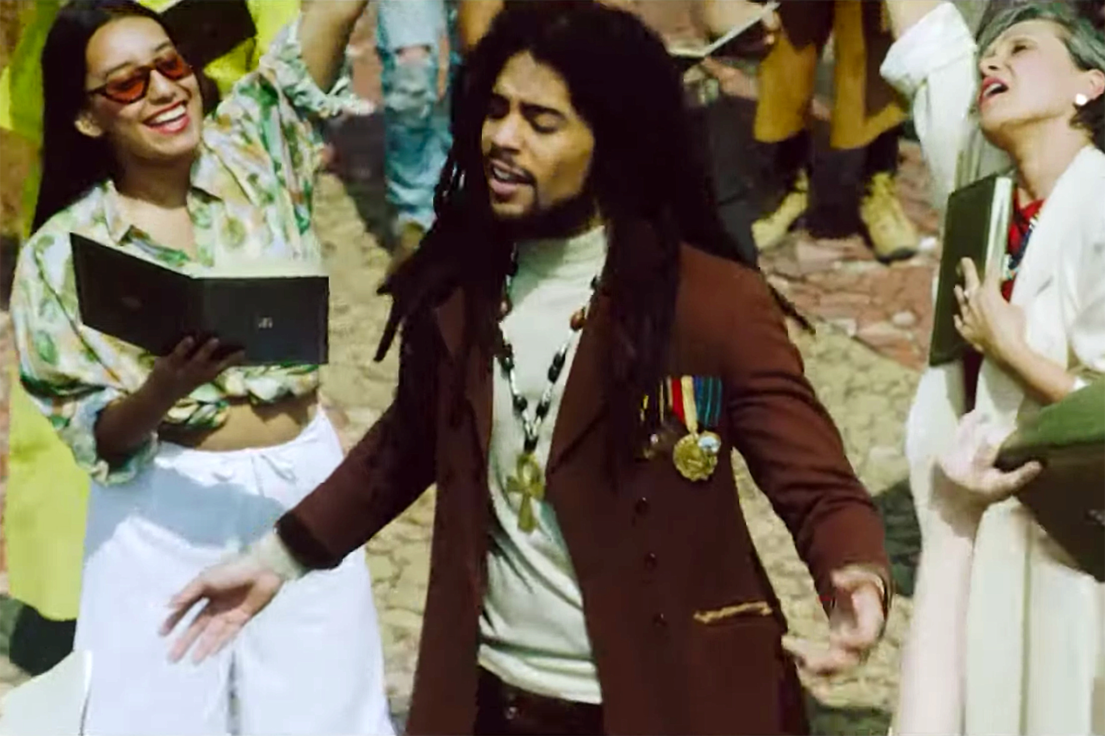 Major Lazer, Skip Marley Worship in 'Can't Take It From Me