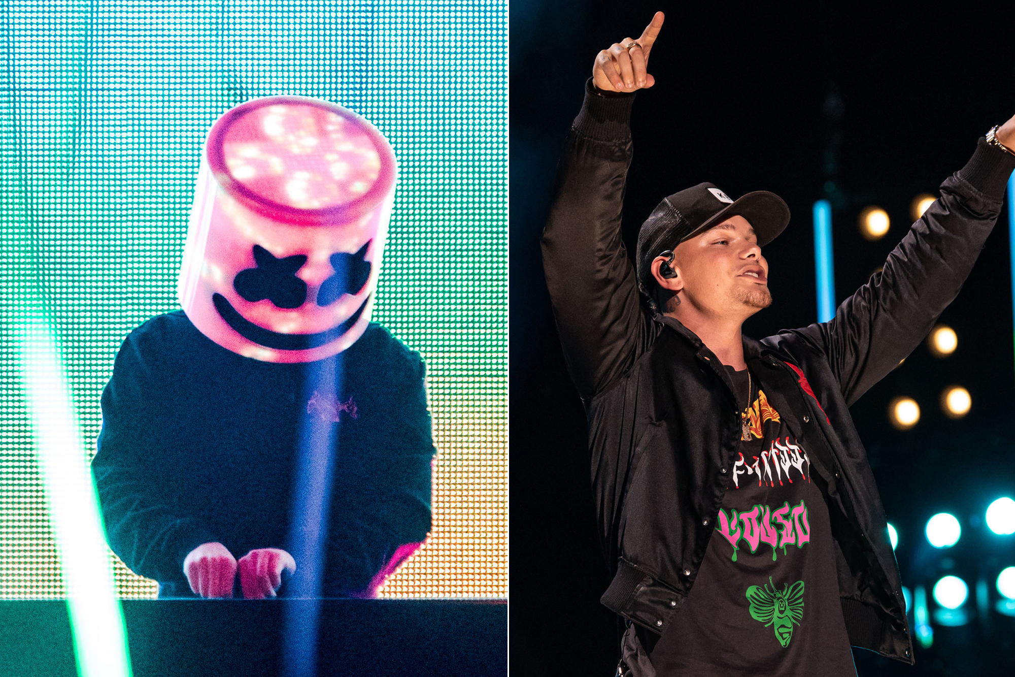 Marshmello, Kane Brown's New Song 'One Thing Right': Listen