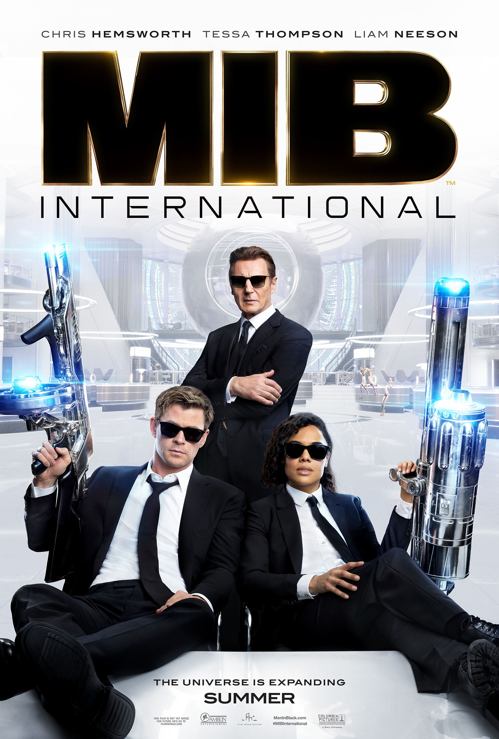 Men In Black International Movie Review Rolling Stone