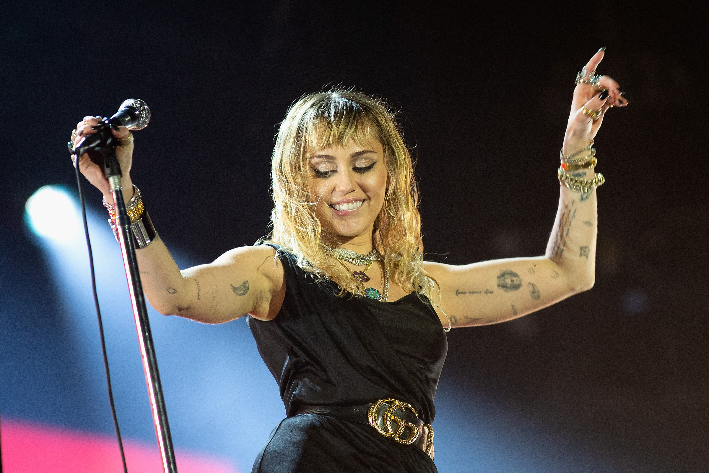 Miley Cyrus Detours Back to Twerkville on 'She Is Coming'