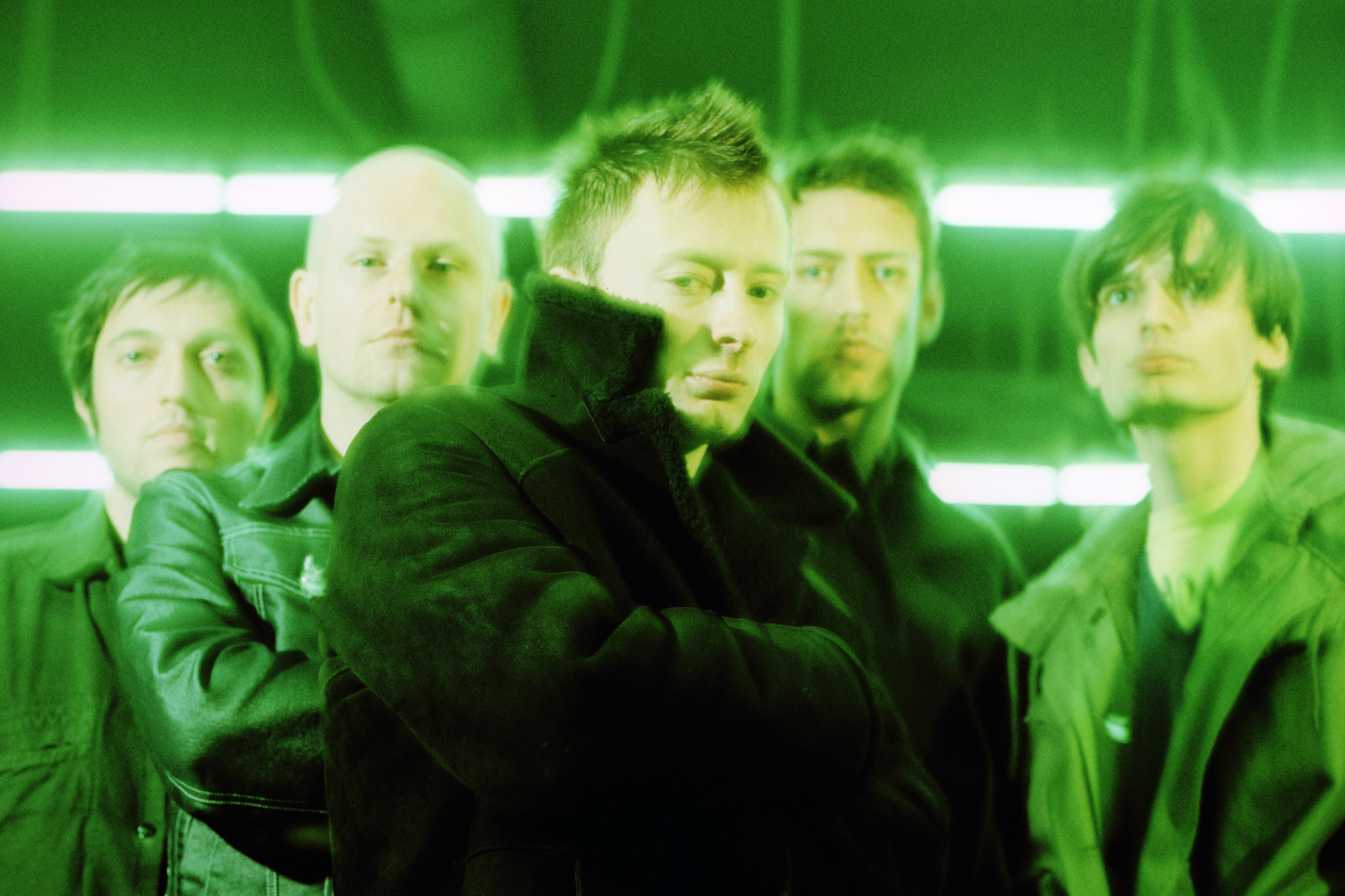 30 Must-Hear Minutes From Radiohead's 17-Hour 'OK Computer'-Era Minidiscs