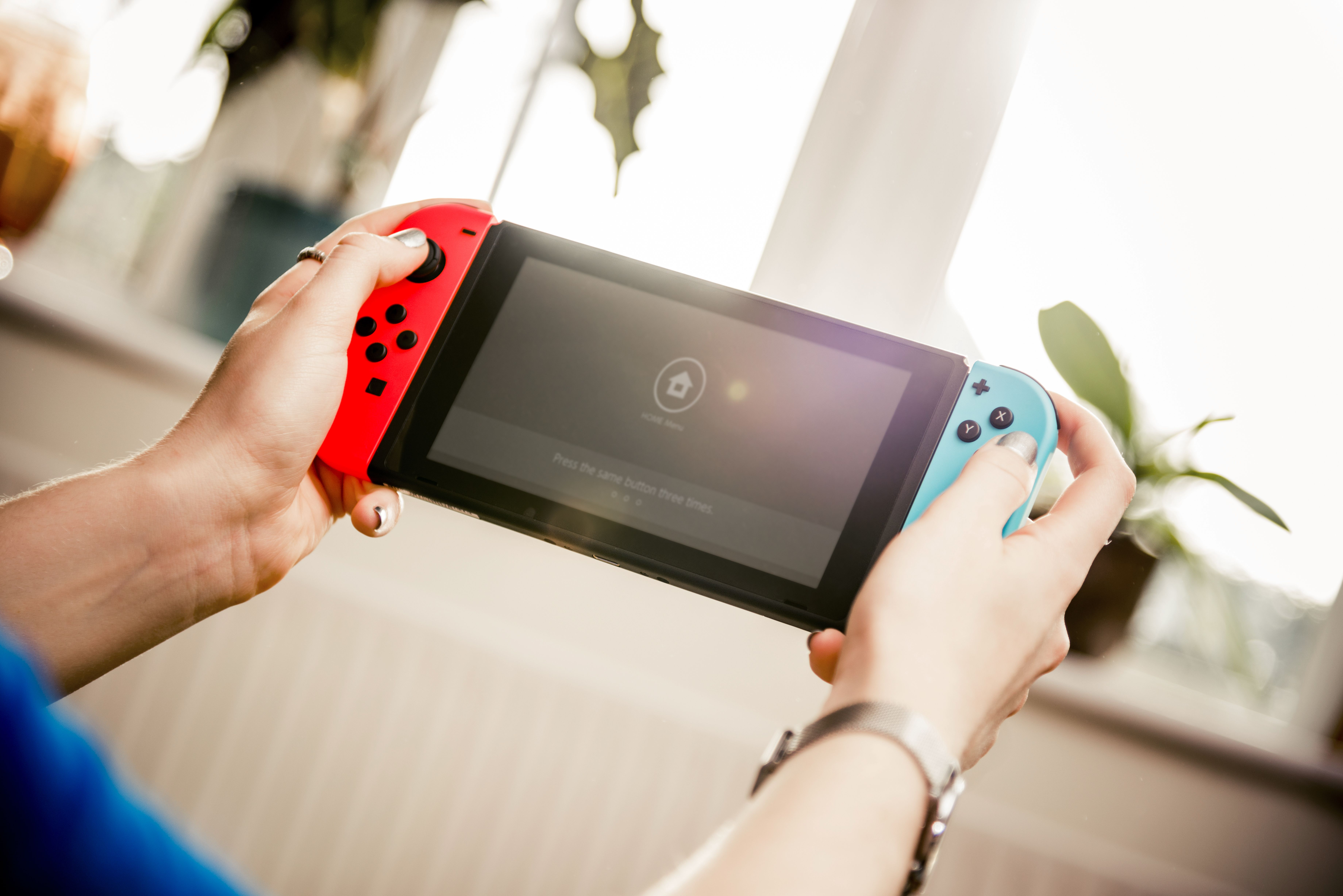 best gaming consoles nintendo switch reviews