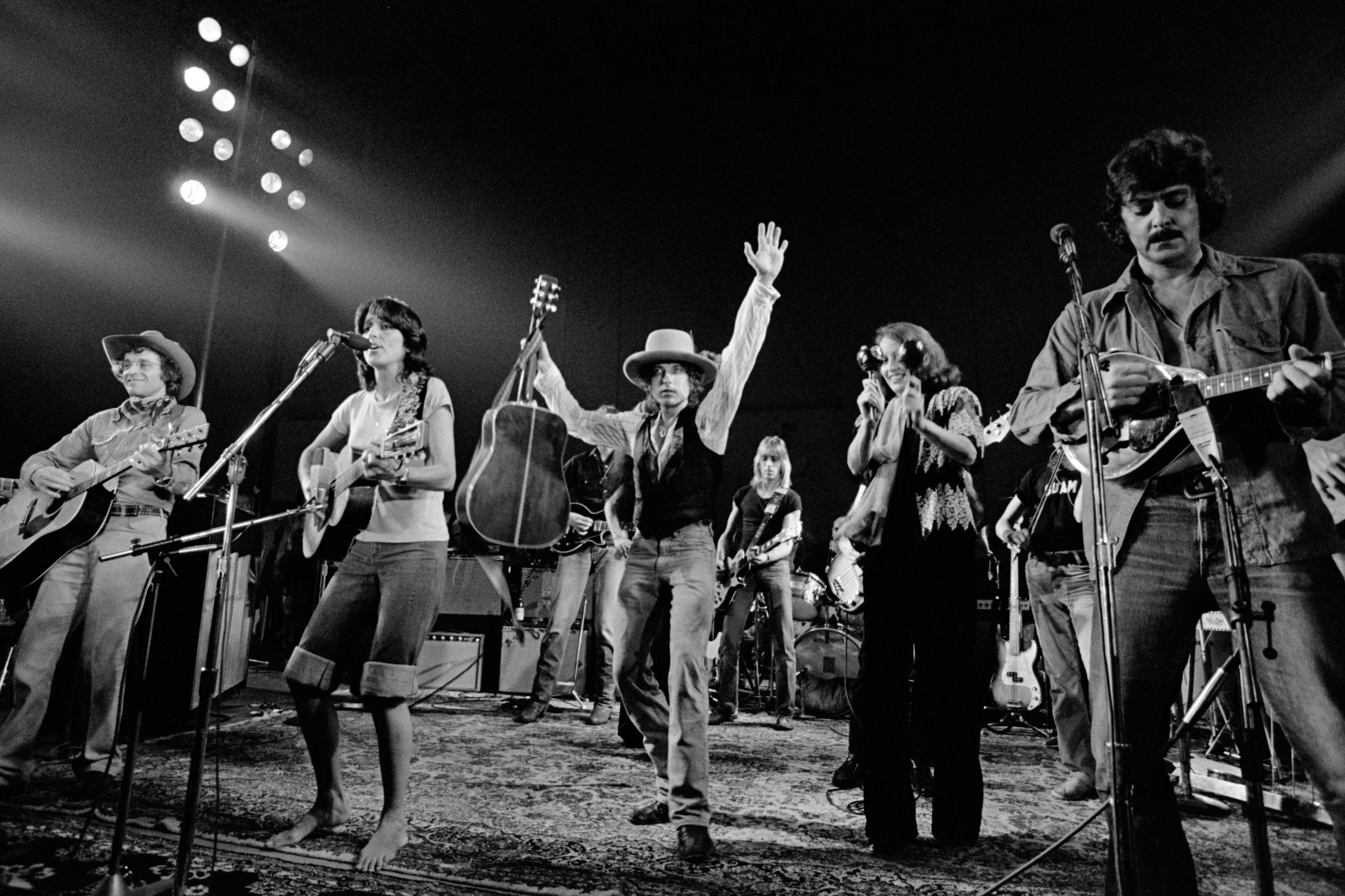 Rolling Thunder Revue: A Bob Dylan Story': What's Not True – Rolling