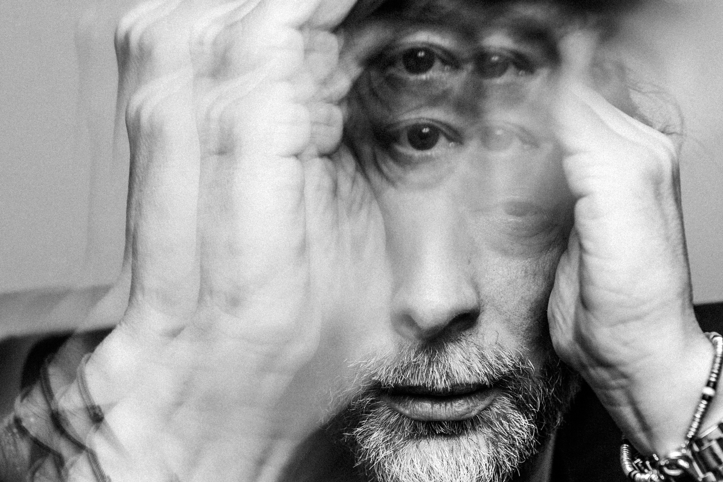 Thom Yorke Creates Dystopian Rapture That's Perfect For Our Terrifying Times on 'Anima'