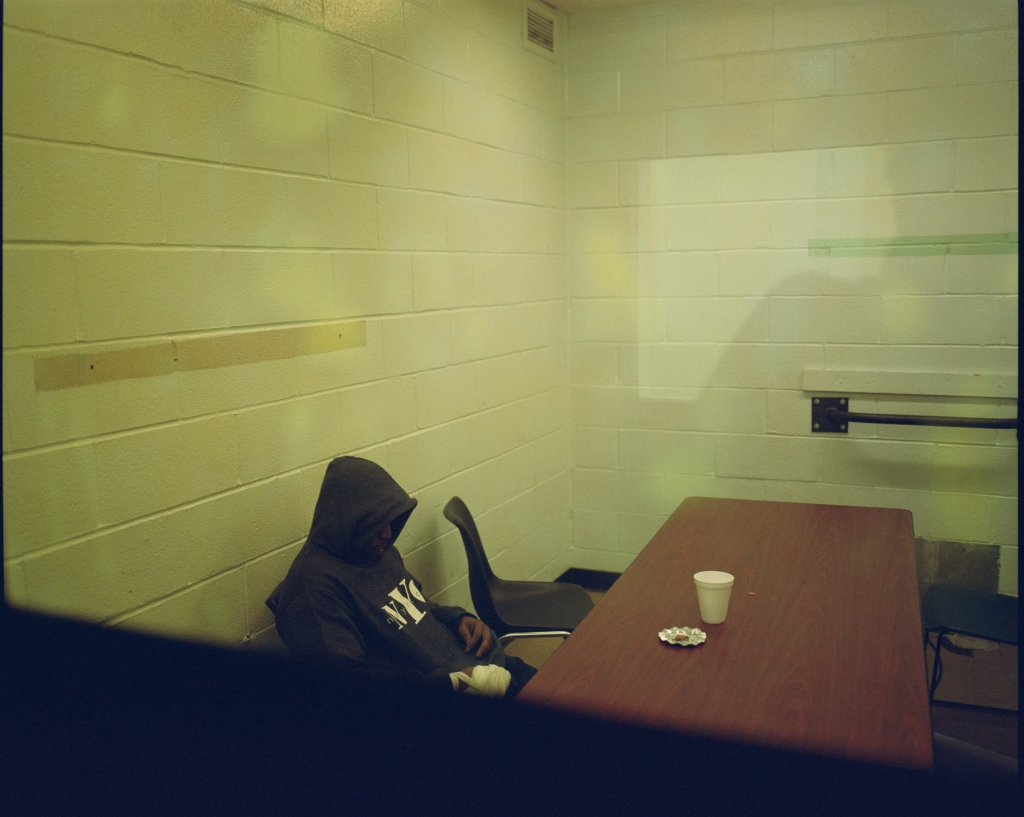 """""""Your value as a detective is in the box,"""" says Handley, referring to the interrogation room. A handful of detectives sat in a cramped room and watched via a small closed-circuit monitor as lead Detective Joseph Tillotson interviewed the suspect in the ax murder. Don't ask questions you don't know the answer to, they say. Find a commonality, go in there with your details straight, be patient and make eye contact. """"Really, it's acting,"""" says recently retired Detective Al Brust. Four days later, the suspect was formally charged with the murder."""