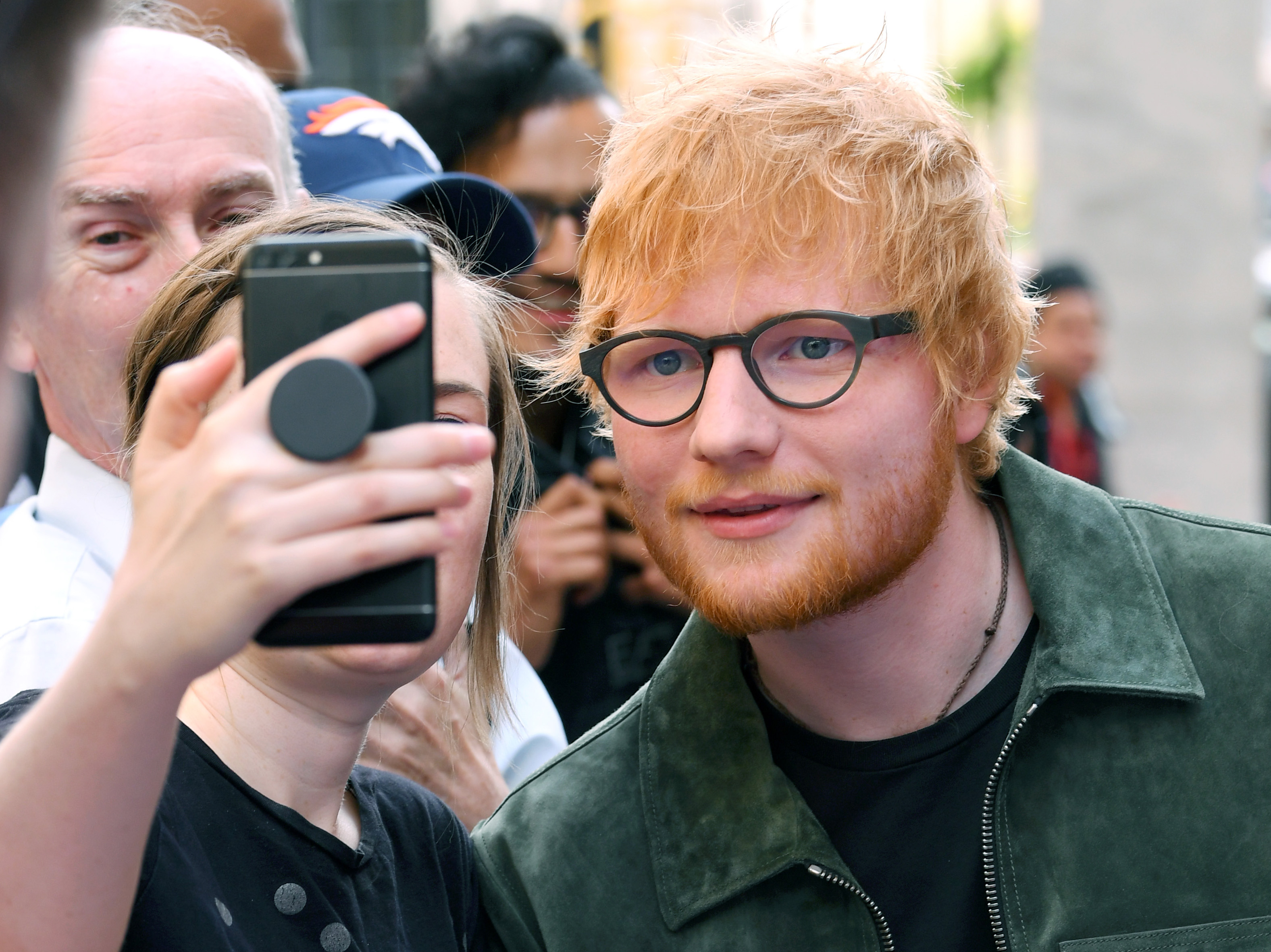 A Lawsuit Against Ed Sheeran Depends on One Against Led Zeppelin