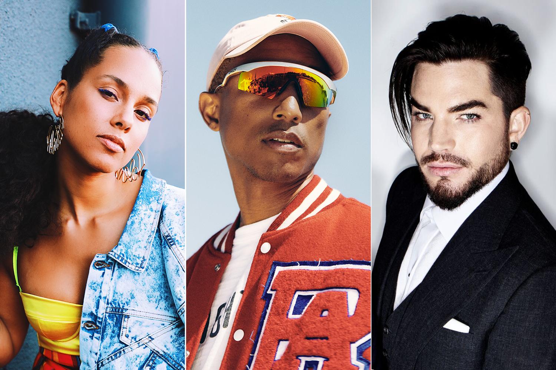 Global Citizen Festival 2020 Nyc.2019 Global Citizen Fest Queen Adam Lambert Alicia Keys