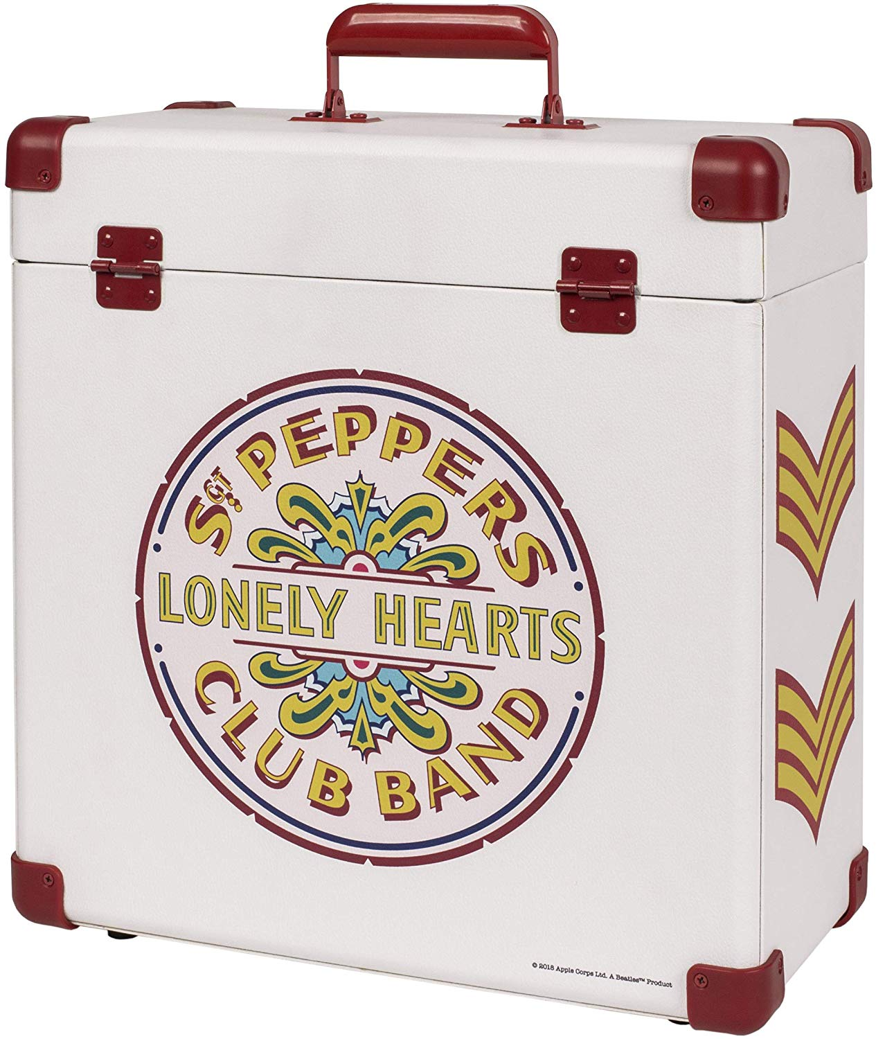 The Beatles SGT. Peppers Vinyl Carrying Case