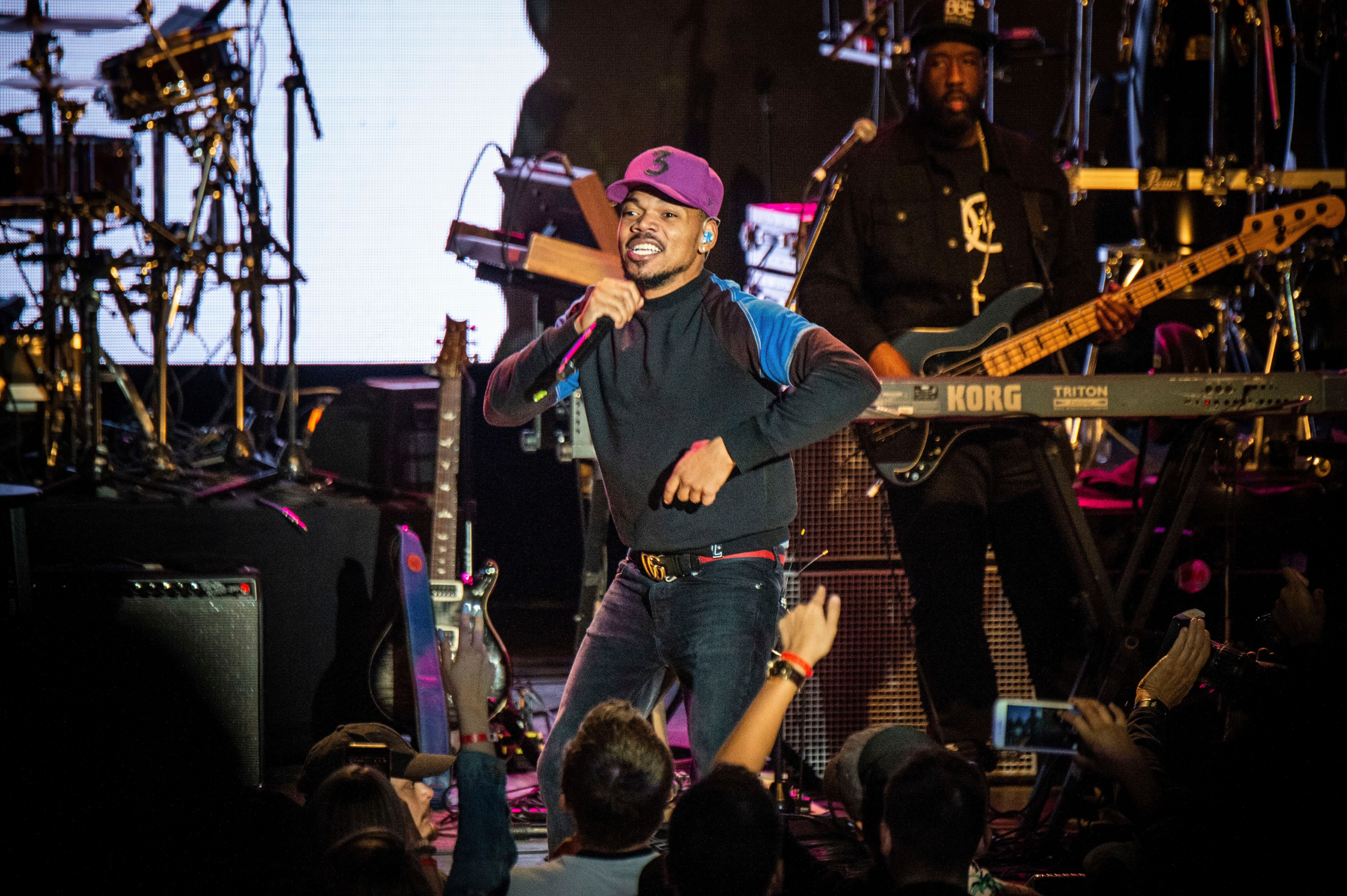 Chance The Rapper Voices Character In The Lion King Rolling Stone