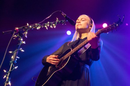 Phoebe Bridgers Calls Her Mom, Explains Love of the Cure's 'Friday I'm in Love'