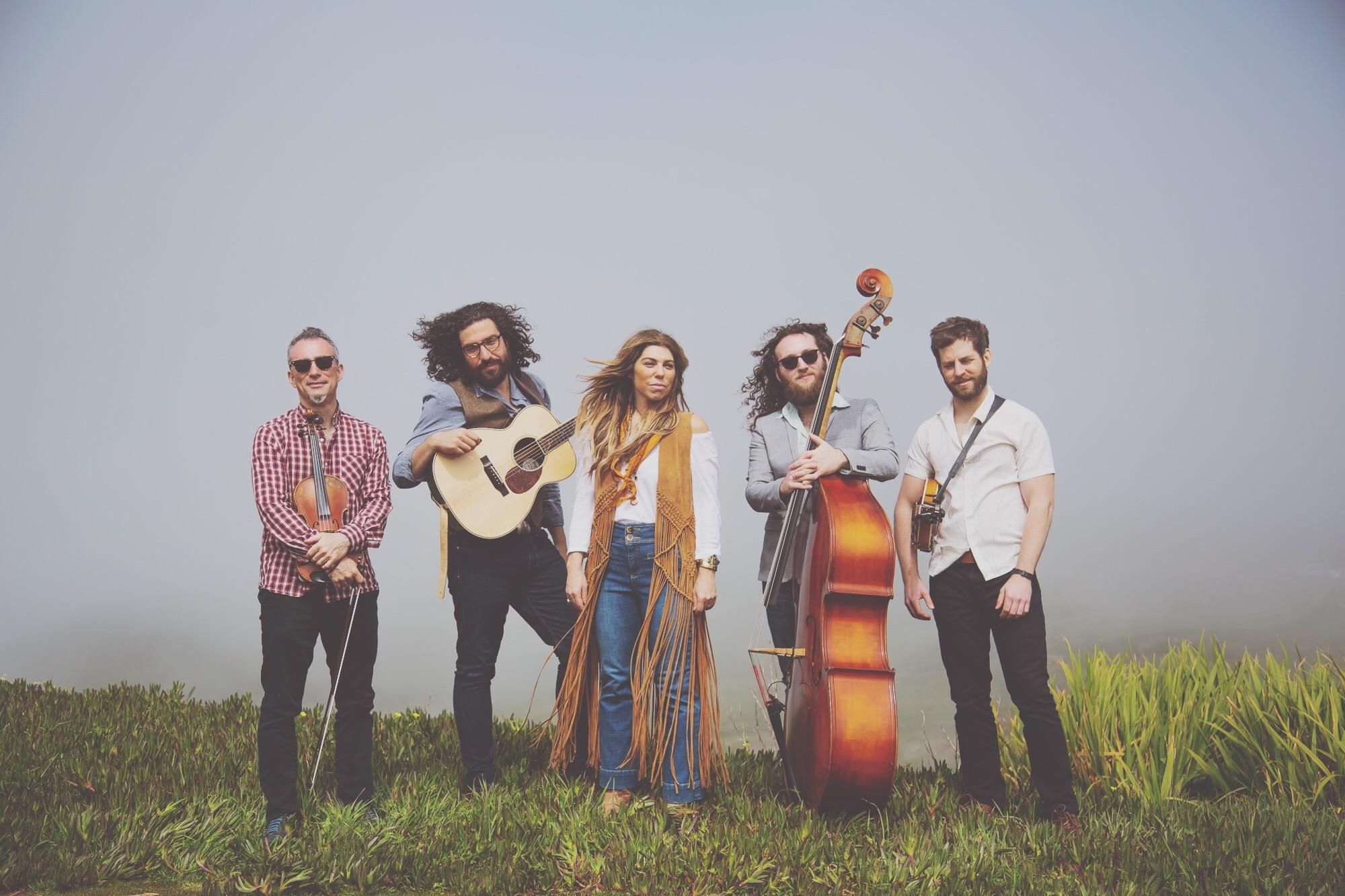 Bluegrass Band Nefesh Mountain's 'A Mighty Roar' Video