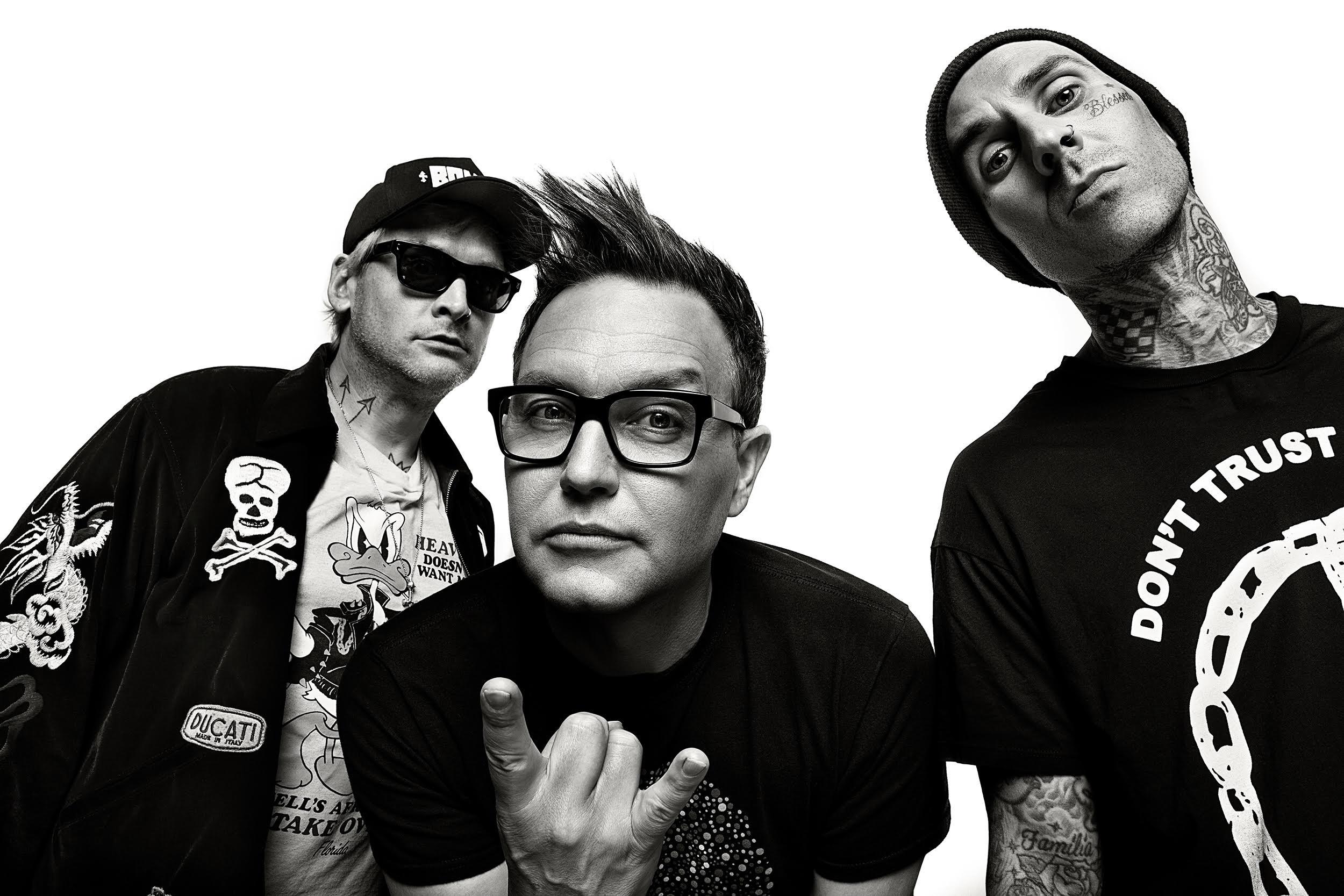 Blink-182 Announce New Album 'Nine,' Tease New Song 'Darkside' - Rolling  Stone